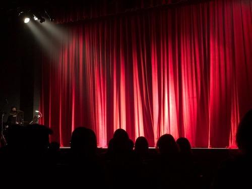Wearing Bike Shorts in a Theatre